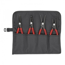 Набор прецизионных щипцов для стопорных колец - Knipex 001957