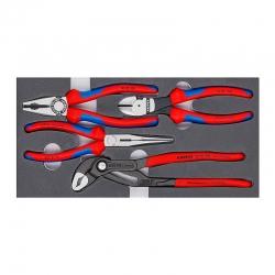 Набор клещей  - Knipex 002001V15