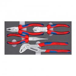 Набор  инструментов - Knipex 002001V17