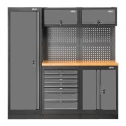Инструментальный шкаф-верстак Vigor V6000-3