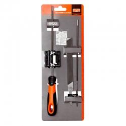 Набор напильников для заточки пильных цепей с направляющей 168-COMBI-4.0-6922