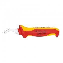 Нож для удаления оболочки VDE - Knipex 98 53 13