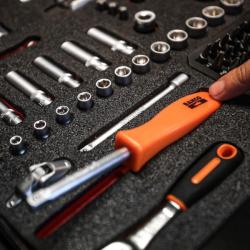 Изготовление ложементов для хранения инструмента