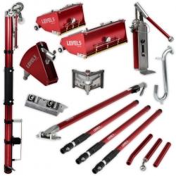 Набор инструментов для отделки гипсокартона FULL L5T