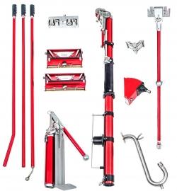 Набор инструментов для отделки гипсокартона 4600