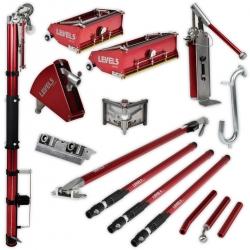 Набор инструментов для отделки гипсокартона 4601