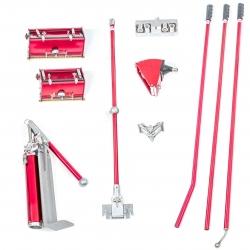 Набор инструментов для отделки гипсокартона Level5